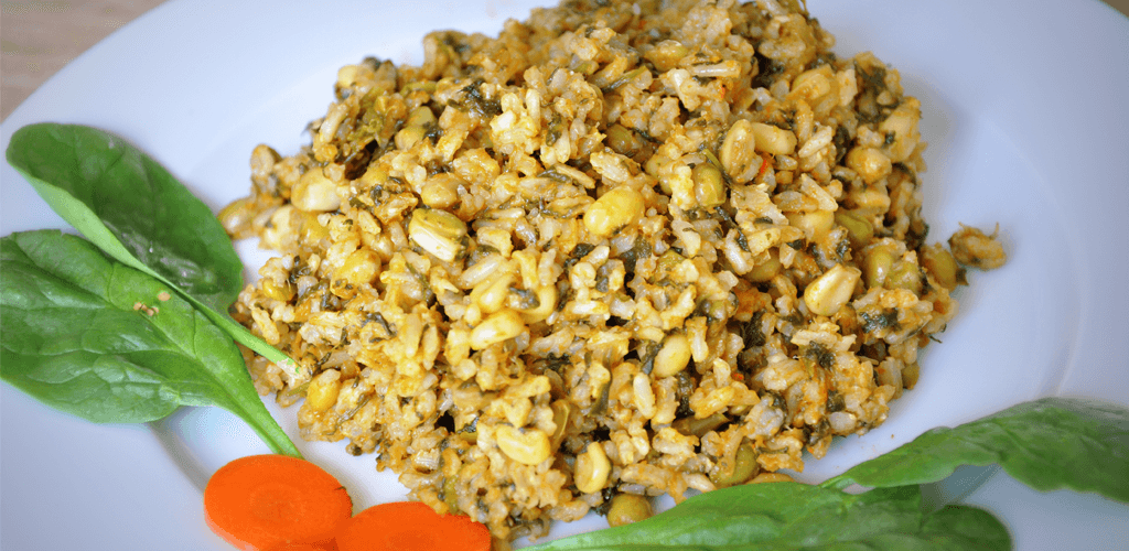 BROWN RICE PULAV